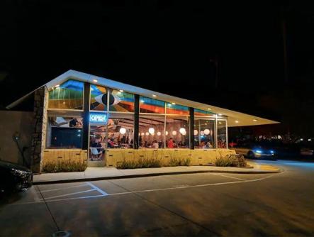 restaurants in Palm Springs Ca