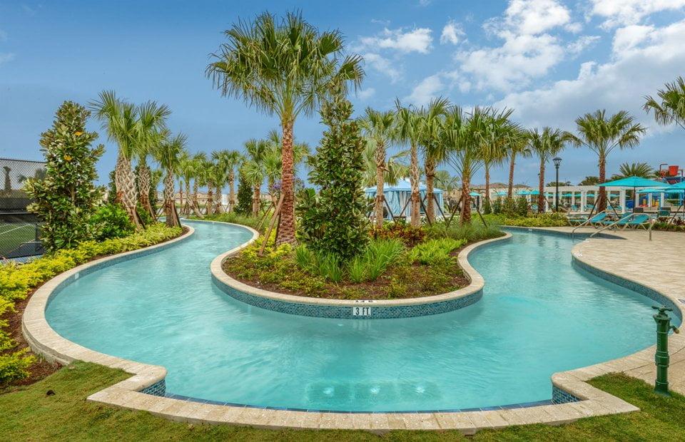 Orlando Florida Windsor Westside Lazy River