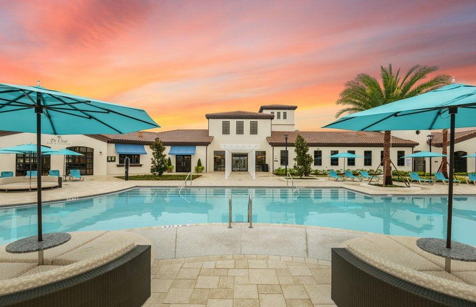 Orlando Florida Windsor Westside Pool