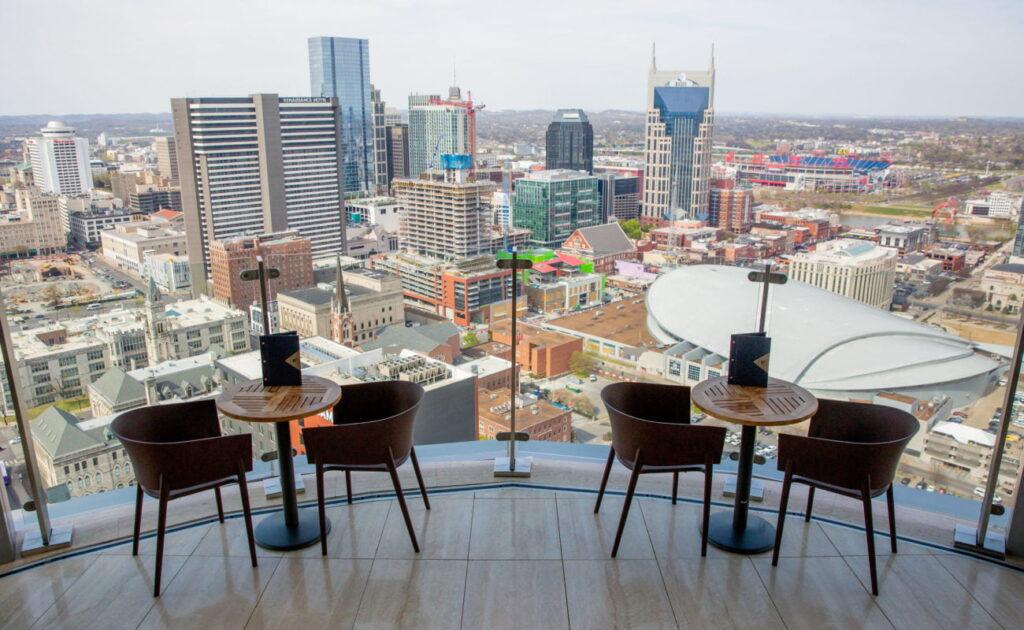 Bourbon Steak Nashville, best restaurants in Nashville, dinner spots in nashville, birthday dinner in Nashville