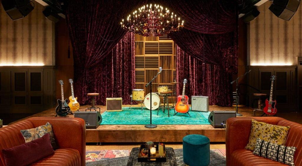 Analog at the Hutton Hotel, Nashville Live Music Venue