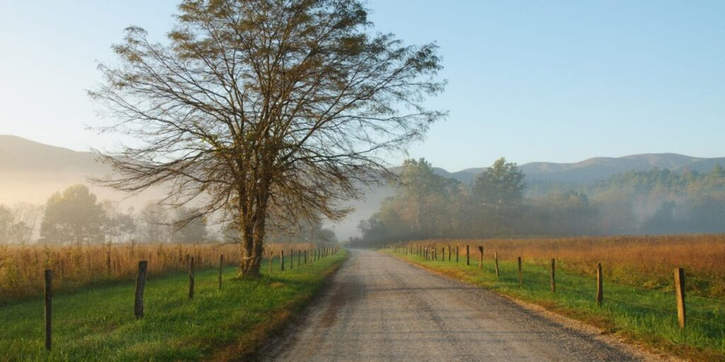 Cades Cove, things to do in the smokies, things to do in Smoky Mountain National Park